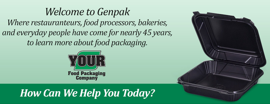 Genpak - How can we help you today?