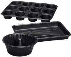 bakery trays and bakery containers