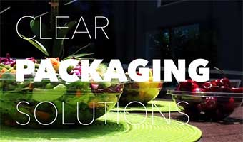 Genpak's clear packaging solutions for the food industry