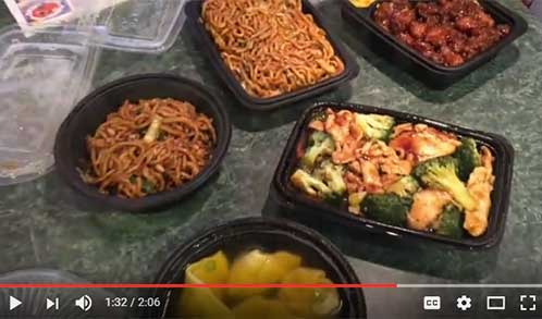 home delivery food containers