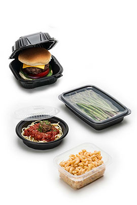 Microwave Safe Containers  sc 1 th 275 & Food Service Packaging Food Containers u0026 Dinnerware: From Plastic ...