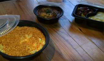 food containers that are microwavable, recyclable and reusable