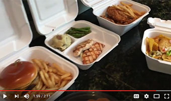 on-demand foodservice delivery containers
