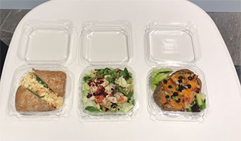 Food Packaging, Disposable Food Containers And Biodegradable