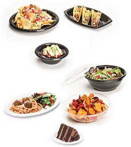 Catering Plates, Bowls, Platters