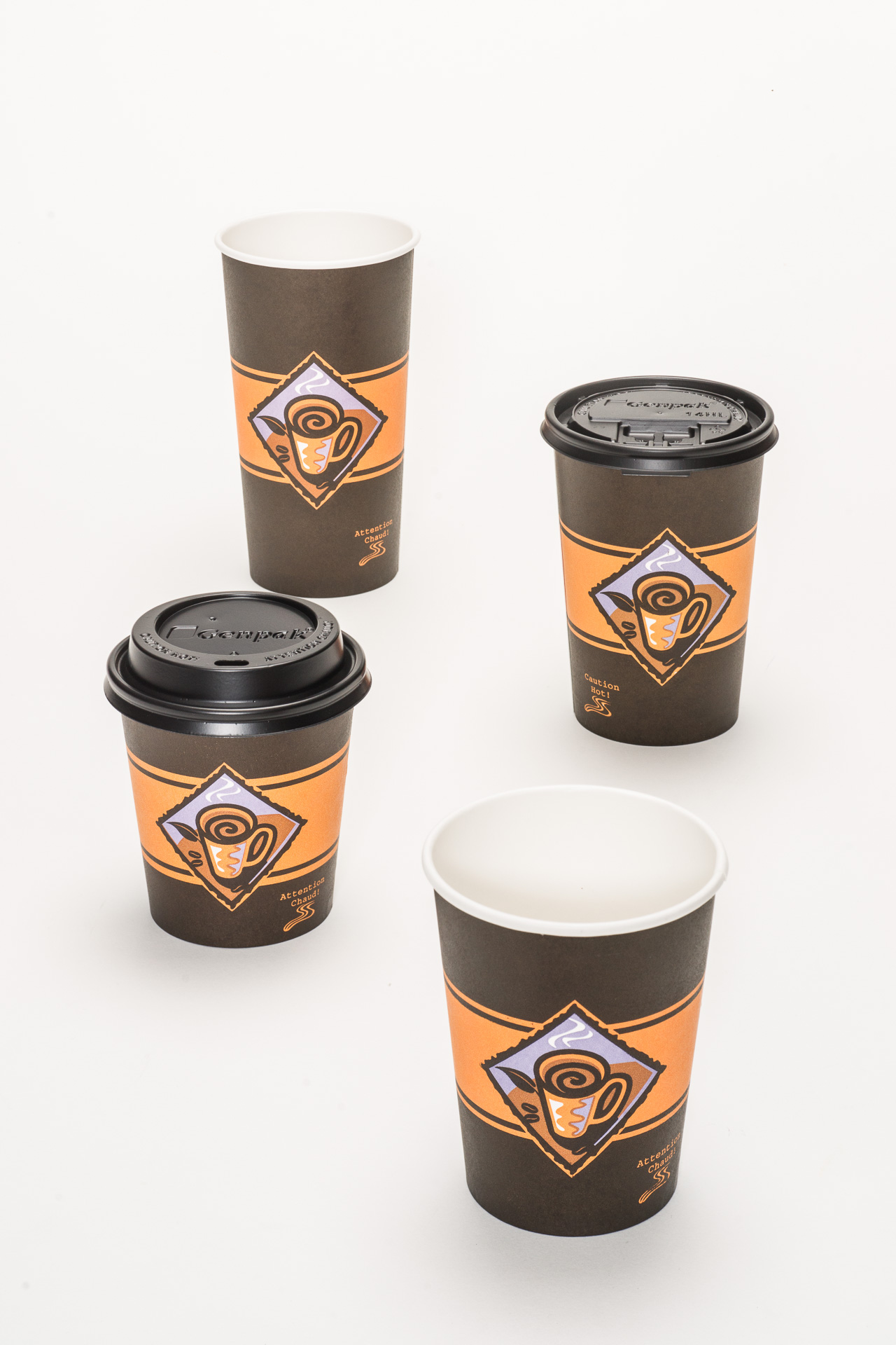 Pleated Paper And Plastic Drinking Cups Disposable Cone