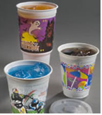 cruiser plastic drink cups