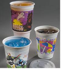 cruiser plastic drink cups