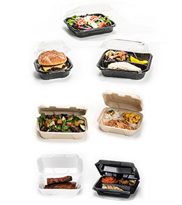 Food Delivery And Take Out Containers