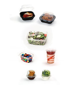 Grab And Go Food Containers
