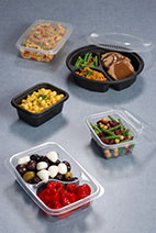 food containers and packaging