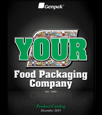 food service product brochures