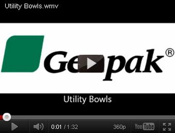 utility bowls
