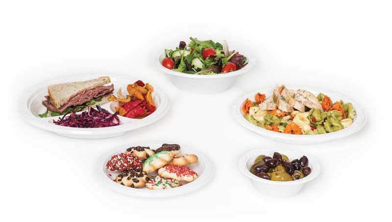 Plastic Plates, Bowls, Platters And Dinnerware - The Aristocrat ...