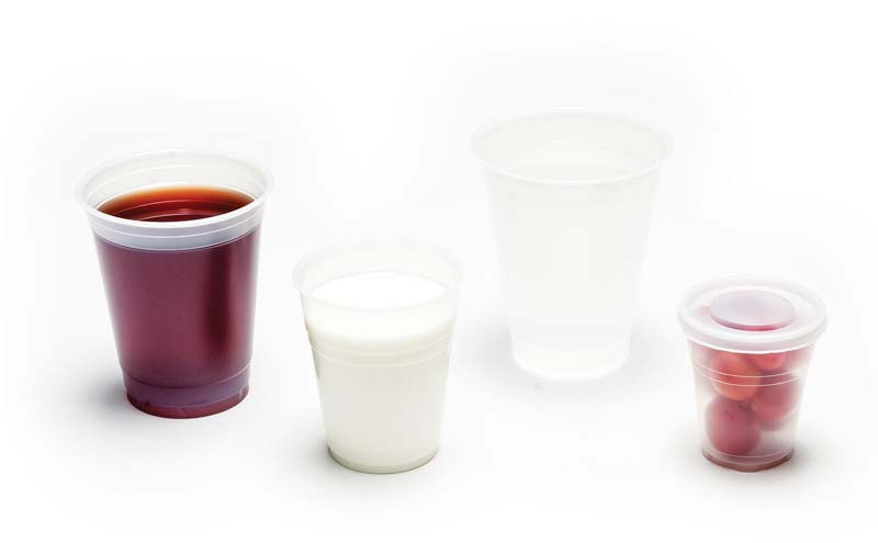 Valueware Translucent Plastic Drink Cups