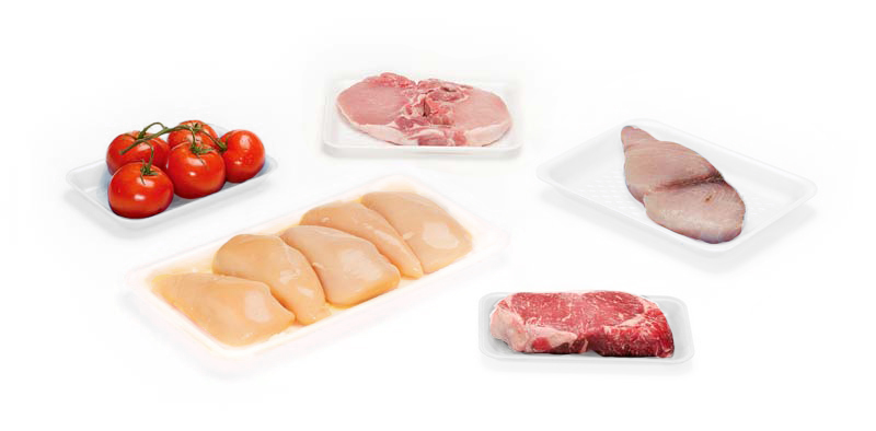 West Coast Supermarket Food Trays