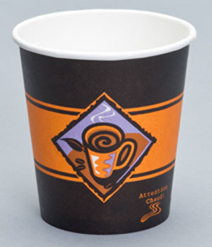 10HDS - 10 oz Paper Hot Drink Cup