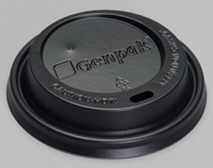 14HDL - Dome lid for 10, 12, 16 & 20 oz Hot Drink Cups