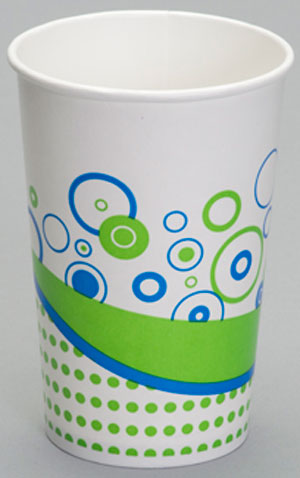 16CD - 16 oz Paper Cold Drink Cup
