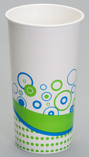 20CD - 20 oz Paper Cold Drink Cup