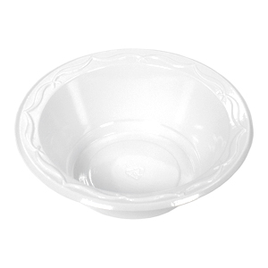 70500 - 5 oz. Plastic Bowl