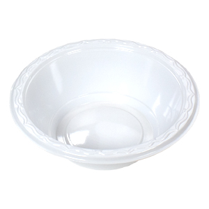72100 - 12 oz. Plastic Bowl