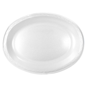 81100 - Large Foam Oval Platter