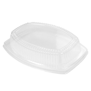 94879 - OPS Dome Lid for HF880, Not Compostable