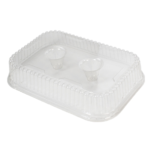 95306 - Clear Lid For 55306