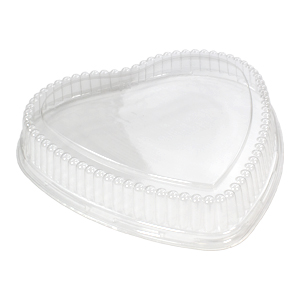 95H09S - Clear Lid For 9