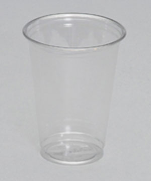 CH10-PE - 10 oz. Clear Cup, 3.185