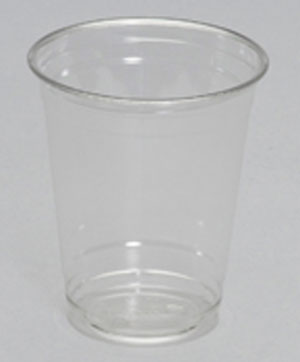 CH122050PE - 12 oz. Clear Cup, 3.638