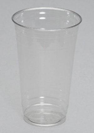 CH24-PE - 24 oz. Clear Cup, 3.89