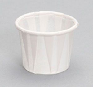 F050 - .5 oz. Paper Portion Cup