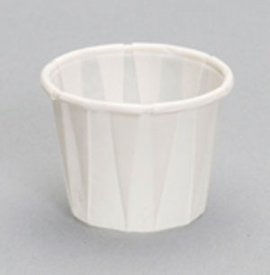 F100 - 1 oz. Paper Portion Cup