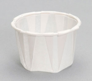 F125 - 1.25 oz. Paper Portion Cup