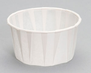 F400 - 4 oz. Paper Portion Cup
