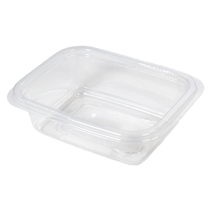 FPR012-CL - 12 oz Microwave Safe Container