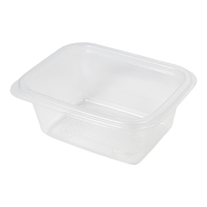 FPR016-CL - 16 oz Microwave Safe Container