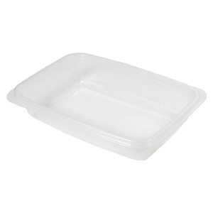 FPR024-CL - 24 oz Microwave Safe Container