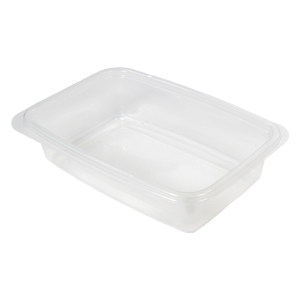 FPR032-CL - 32 oz Microwave Safe Container