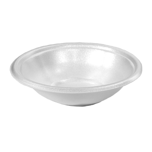 FW032 - 32 oz. Foam Utility Bowl