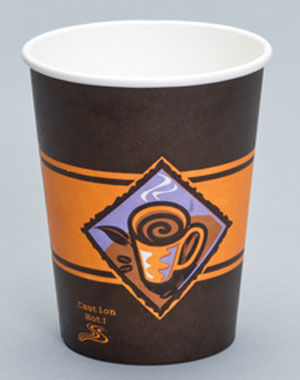 HD330 - 12 oz Paper Hot Drink Cup