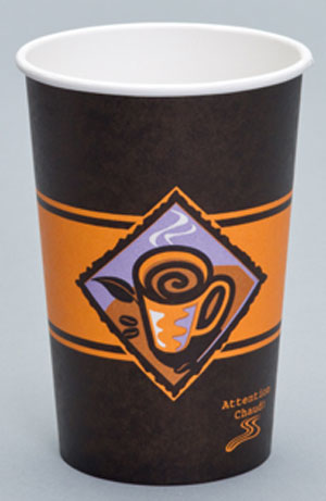 HD425 - 16 oz Paper Hot Drink Cup