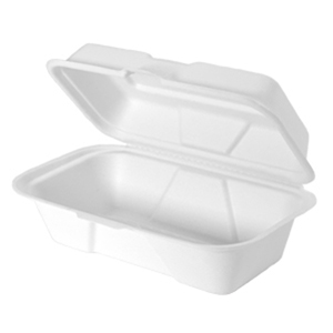 HF219 - Compostable Hoagie Container