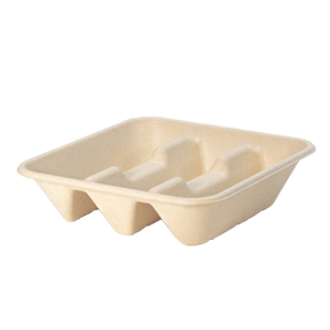 HF3TT - 3 Compartment Tray
