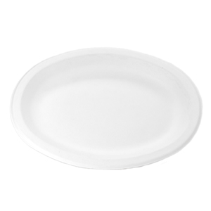 HF882 - Compostable Oval Platter