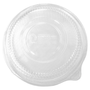 HF936 - Compostable Clear PLA Lid for HF836
