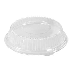 LW878 - APET Dome Lid For LW016, LW024 & LW032 bowls