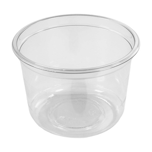 Supermarket Disposable Plastic Containers And Lids For Salads